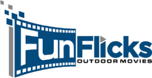 Footer Logo of FunFlicks Outdoor Movies