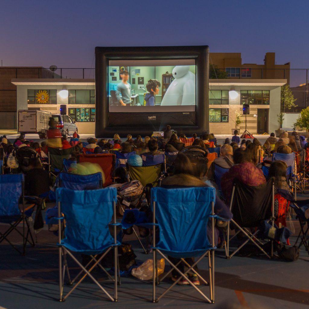 Community Outdoor Movie Night