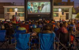Community Outdoor Movie Night