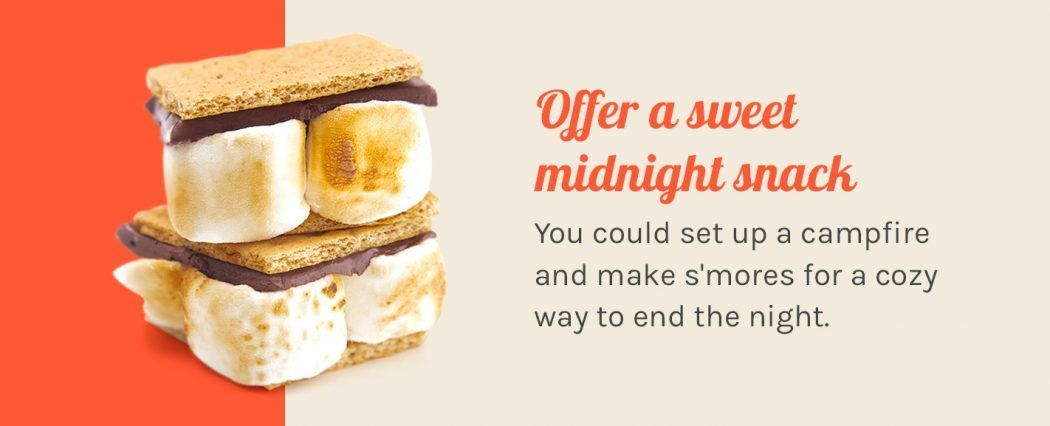 Offer-a-sweet-midnight-snack