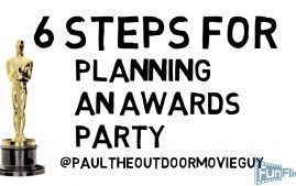 Oscar Party Planning Guide
