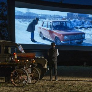 Napa Valley Film Festival Drive-in