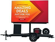 LED stage screen rental service for concerts and events by FunFlicks