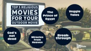 Top 5 outdoor Movies for your church movie night religious