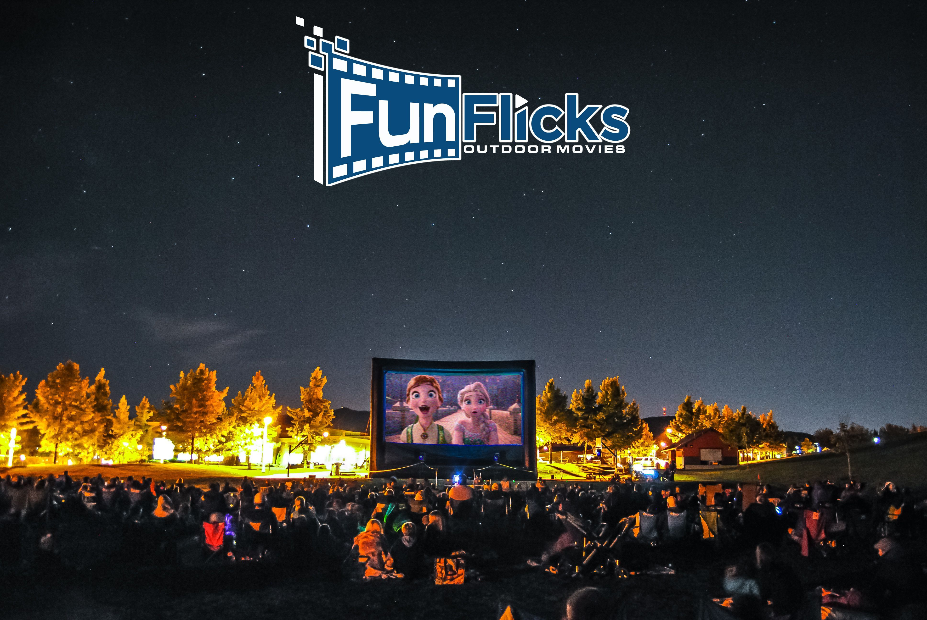 Marketing ideas for parks and recreation includes an emerging trend of outdoor movies in the park